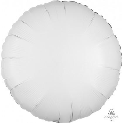 "S15 17"" Metallic White Standard Circle XL®"