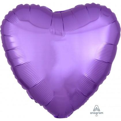 "S15 17"" Pearl Lavender Standard Heart XL®"