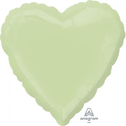 "S15 17"" Leaf Green Standard Heart HX®"