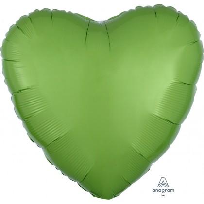 """S15 17"""" Kiwi Green Standard Heart XL®"""