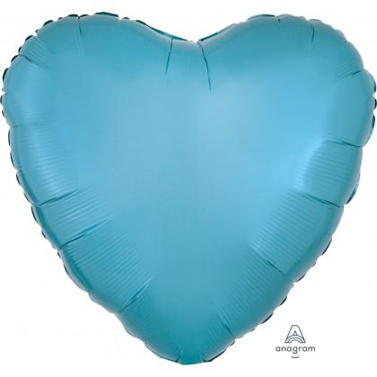 """S15 17"""" Caribbean Blue Standard Heart HX®"""