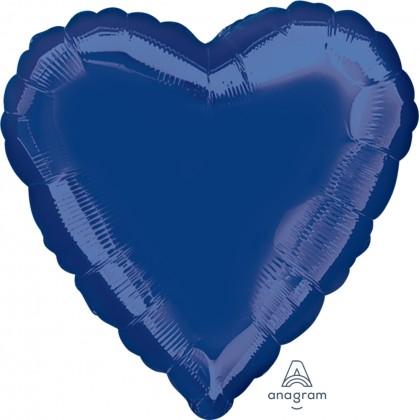 """S15 17"""" Navy Blue Standard Heart HX®"""