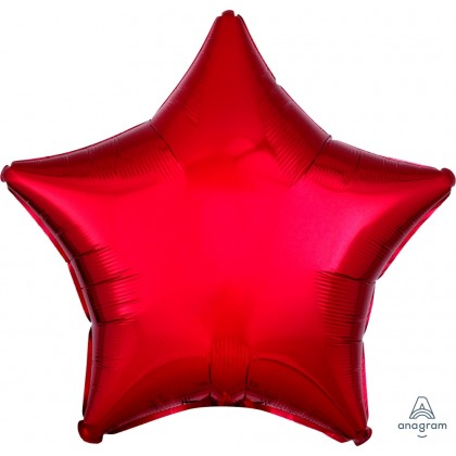 "S15 19"" Metallic Red Standard Star XL®"