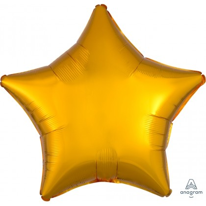 "S15 19"" Metallic Gold Standard Star XL®"