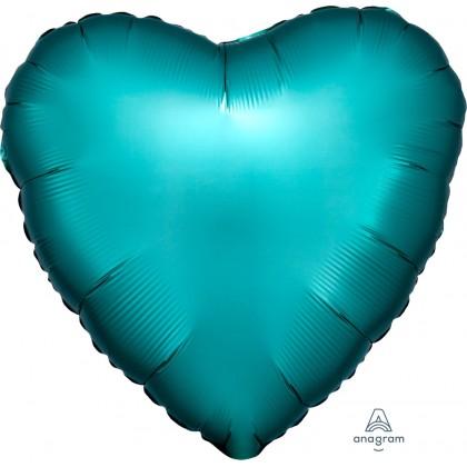 "S15 17"" Satin Luxe™Jade Standard Heart HX®"