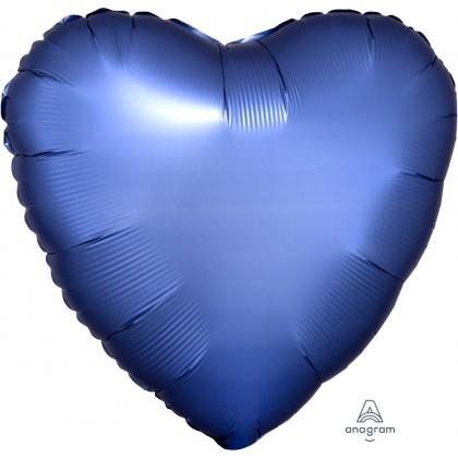 """S15 17"""" Satin Luxe™ Azure Standard Heart HX®"""