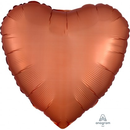 "S15 17"" Satin Luxe™ Amber Standard Heart HX®"