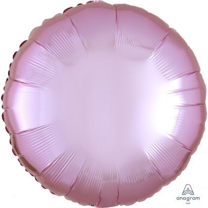 """S15 17"""" Metallic Pearl Pastel Pink Standard Circle XL®"""