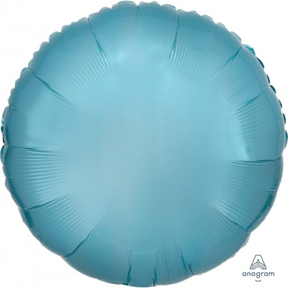 "S15 17"" Metallic Pearl Pastel Blue Standard Circle HX®"