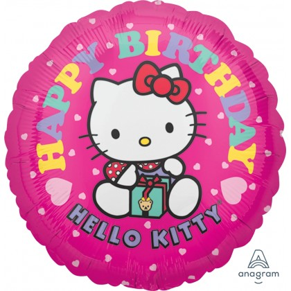 "S50 17"" Hello Kitty Birthday Standard HX®"