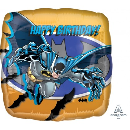 "S60 17"" Batman Happy Birthday Standard HX®"