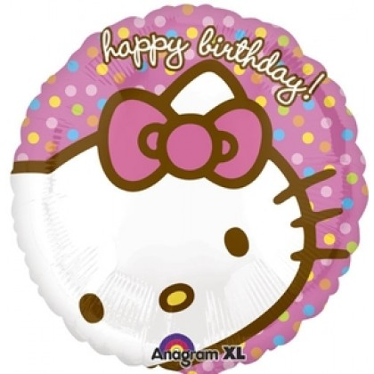 "S50 17"" Hello Kitty Happy Birthday Standard HX®"
