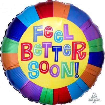 """S40 17"""" Feel Better Soon! Standard HX®"""