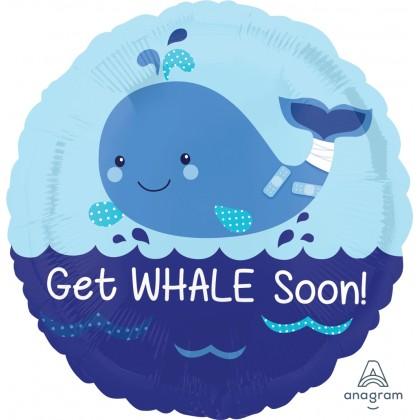 "S40 17"" Get Whale Soon Standard HX®"
