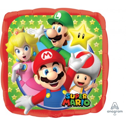 "S60 17"" Mario Bros. Standard HX®"
