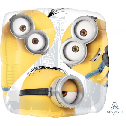 "S60 17"" Despicable Me Group Standard HX®"