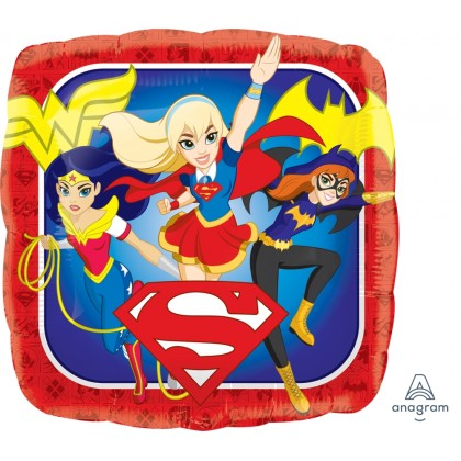 "S60 17"" DC Super Hero Girls Standard HX®"