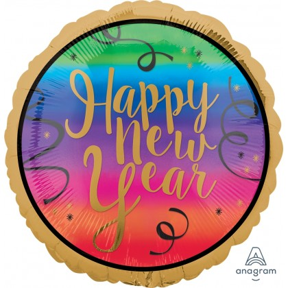"""S40 17"""" Colorful New Year Standard HX®"""