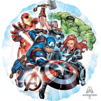 "S60 17"" Avengers Standard HX®"