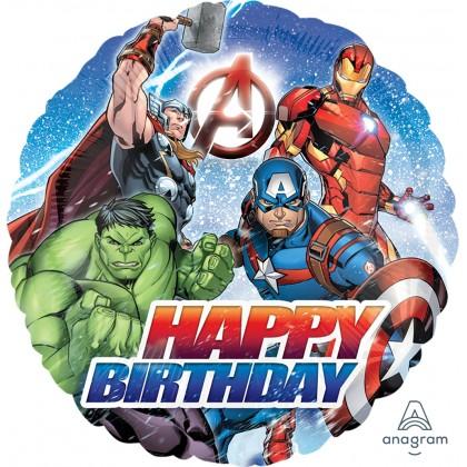 """S60 17"""" Avengers HBD Standard HX®"""