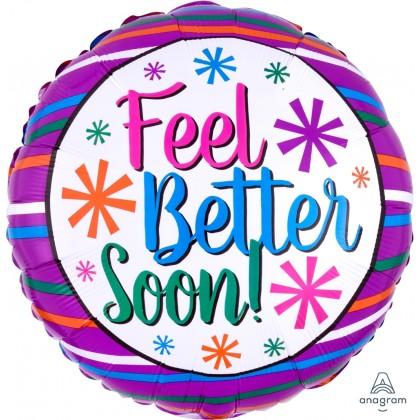 "S70 21"" Feel Better Soon ColorBlast XL"