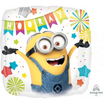 "S60 17"" Despicable Me Party Standard HX®"
