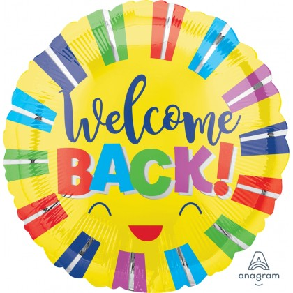 """S40 17"""" Welcome Back ColorFul Stripes Standard HX®"""