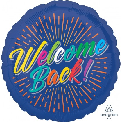 "S40 17"" Welcome Back Burst Standard HX®"