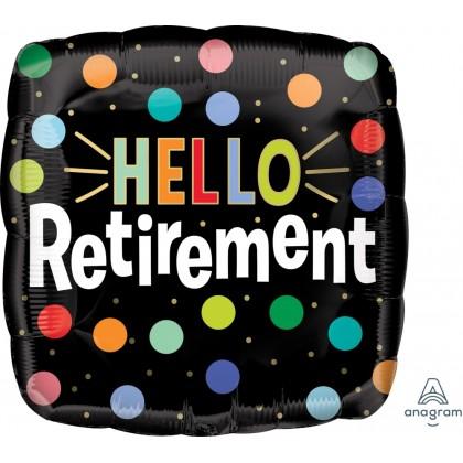 "S40 17"" Hello Retirement Standard HX®"
