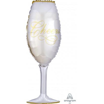"""P30 38"""" Champange Glass SuperShape™ XL®"""