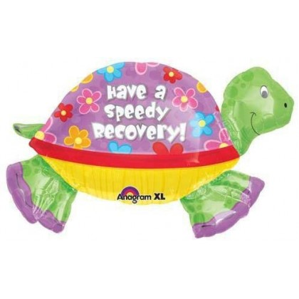 "P35 37"" Speedy Recovery Turtle SuperShape™ XL®"