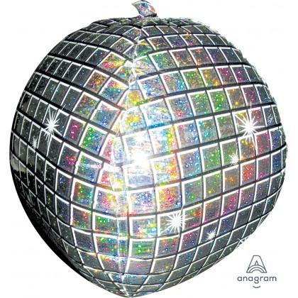 "P45 15"" Disco Ball Holographic UltraShape™"