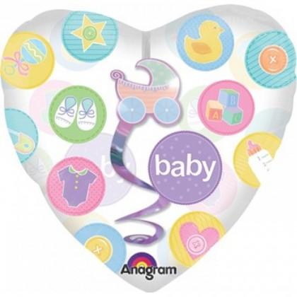 P70 New Baby SuperShape™ Insiders™ Dangler