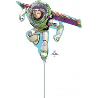 """A30 14"""" Toy Story Buzz Mini Shape Foil Balloon"""