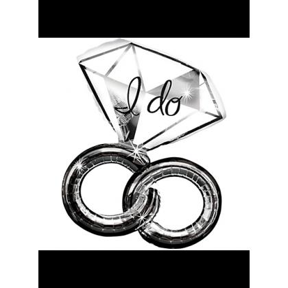 """P35 30"""" Wedding Rings SuperShape™"""
