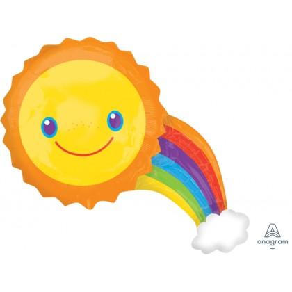 "P35 33"" Sun With RainBow SuperShape™"