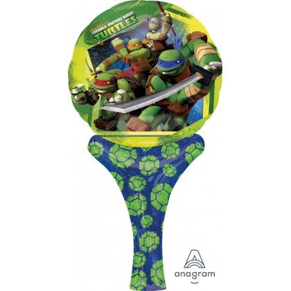 """A30 12"""" Teenage Mutant Ninja Turtles Mini Shape"""