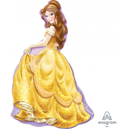 """P38 39"""" Princess Belle SuperShape™ XL®"""