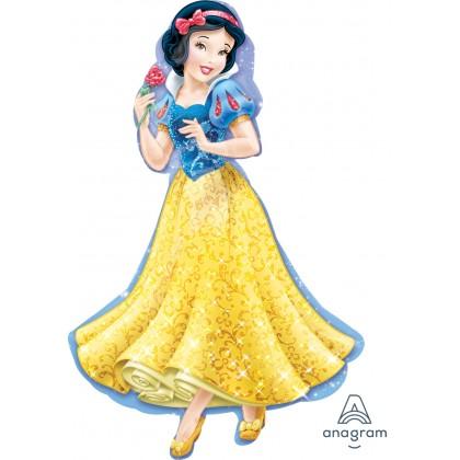"""P38 37"""" Princess Snow White SuperShape™ XL®"""