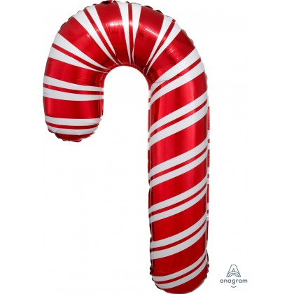"P35 37"" Holiday Candy Cane SuperShape™ XL®"