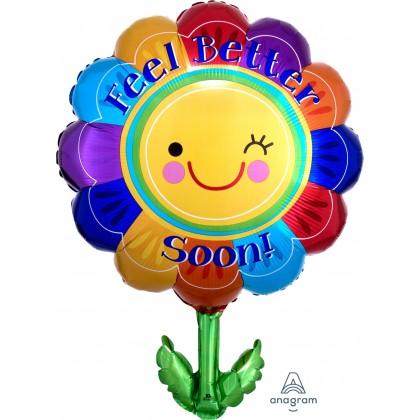 "P35 29"" Feel Better Flower SuperShape™ XL®"