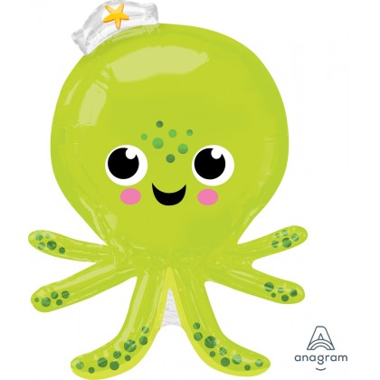 """P35 34"""" Silly Octopus SuperShape™ XL®"""