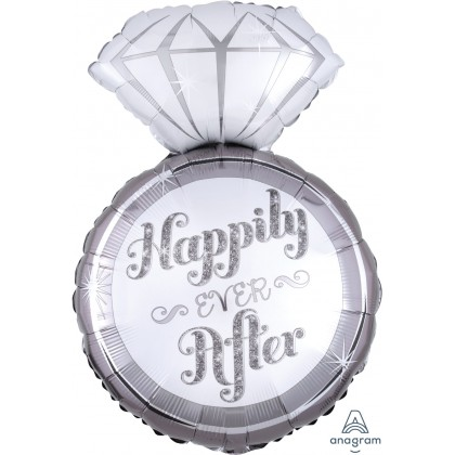 """P35 27"""" Happily Ever After Ring SuperShape™"""