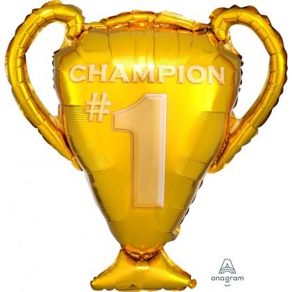 """P30 28"""" Gold Trophy SuperShape™ XL®"""