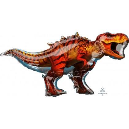 "P38 28"" Jurassic World T-Rex SuperShape™"