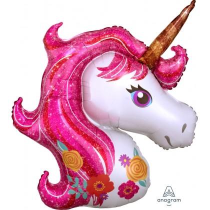 "P35 33"" Magical Unicorn SuperShape™"