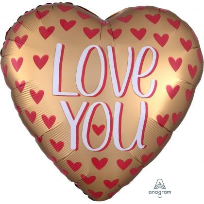 "P32 28"" Satin Love You Gold Jumbo HX®"