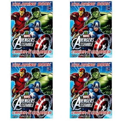 Marvel Avengers™ Activity Pad Favor