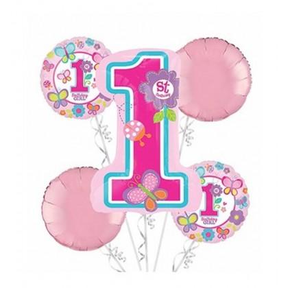 P75 One Sweet Birthday Girl Bouquet
