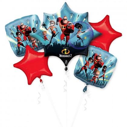 P75 Incredibles 2 Bouquet